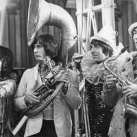 The Who at The Rolling Stones' Rock 'n' Roll Circus Dec 1968