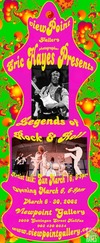 Legends of Rock & Roll ViewPoint Gallery