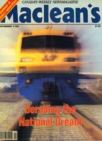 Maclean's Nov 1981