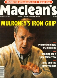 Maclean's Aug 1983