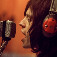 Rolling Stones: Mick Jagger at Olympic Studios 1968