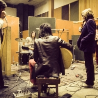 Rolling Stones at Olympic Studios 1968