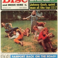 Fairport Convention: Disc and Music Echo. 13 Sep 1969