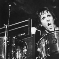 The Who: Keith Moon at The Roundhouse Nov 16, 1968