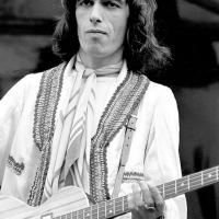 Rolling Stones: Bill Wyman at Hyde Park 1969