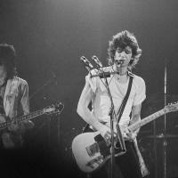 Rolling Stones: Keith Richards at Oshawa CNIB benefit 1979