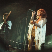 The Who at the Plumpton Festival  Aug 9, 1969